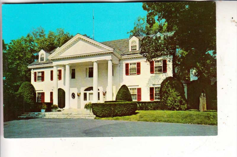 USA - KENTUCKY - LEXINGTON, Mansion Calumet Farm