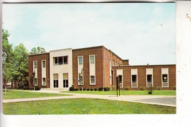 USA - KENTUCKY - WILMORE, Asbury College, Sarah Johnson Cafeteria