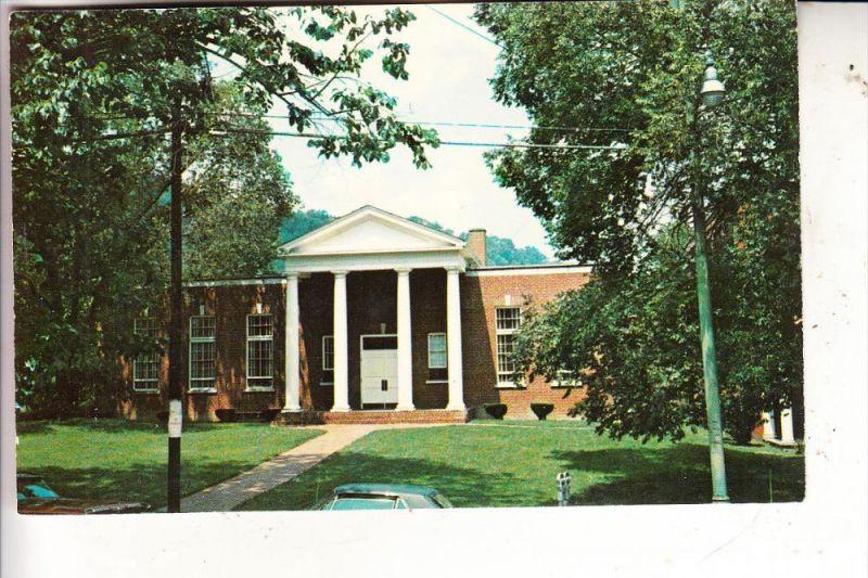 USA - KENTUCKY - MAYSVILLE, Public Library