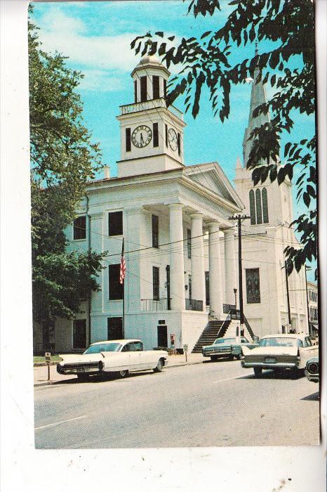 USA - KENTUCKY - MAYSVILLE, Mason County Courthouse, US-Cars