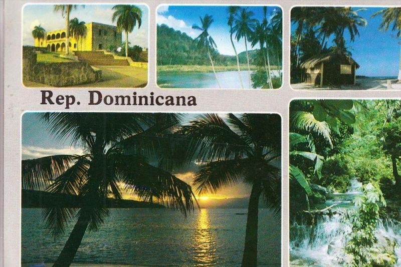 DOMINIKANISCHE REPUBLIK, Paisajes Dominicanos