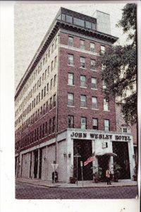 USA - GEORGIA - SAVANNAH, John Wesley Hotel