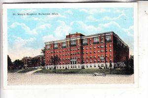 USA - MINNESOTA - ROCHESTER, St. Mary's Hospital