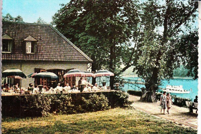 5340 BAD HONNEF, Rhein-Cafe Insel Grafenwerth