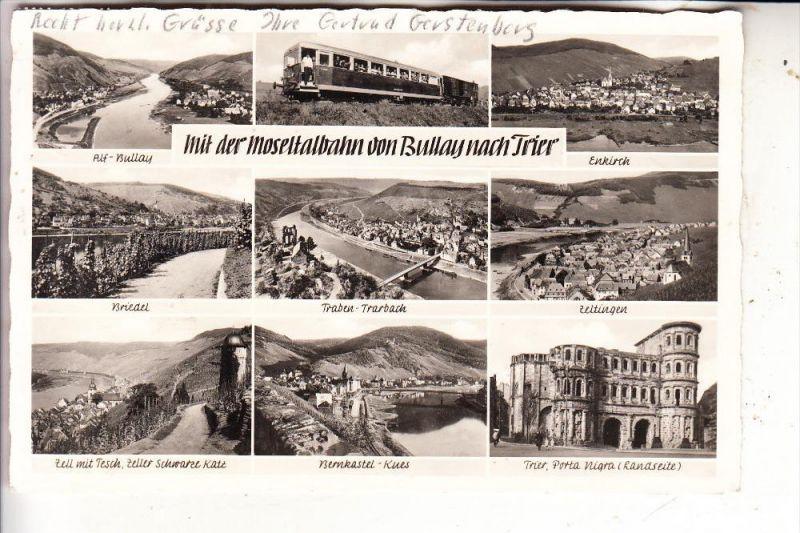 EISENBAHN / Railway / Chemin de Fer / Ferrocarril / Ferrovia / Spoorweg - Moseltalbahn, 1951