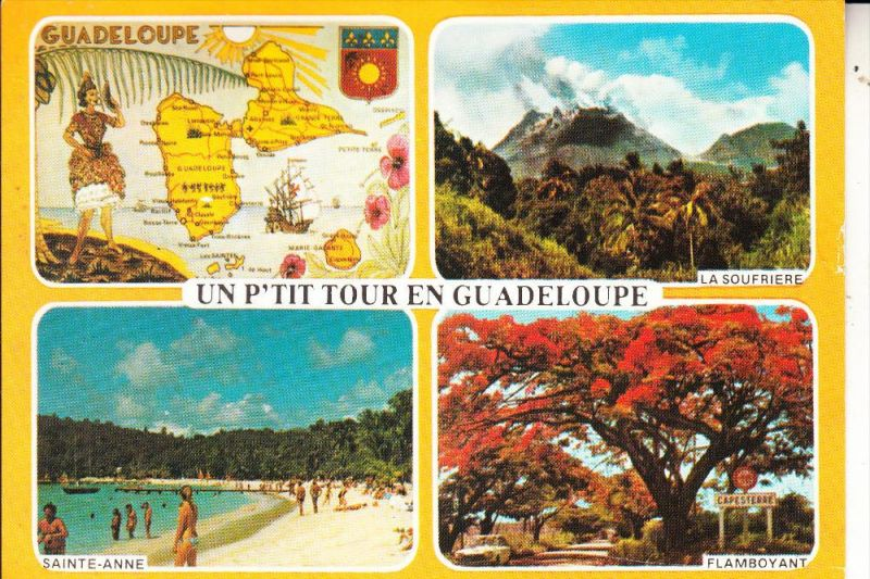F 97100 GUADELOUPE, multi view