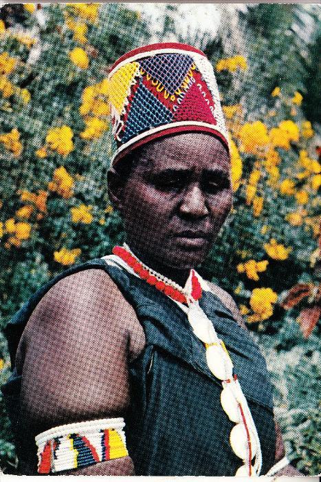TANZANIA - Macamba Dancer, ethnic