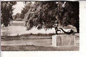 4040 NEUSS, Stadtgarten, Eierdieb, 1964