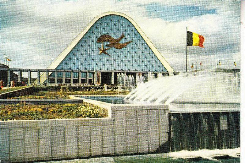 EXPO - BRUSSEL 1958, GRANDS PALAIS