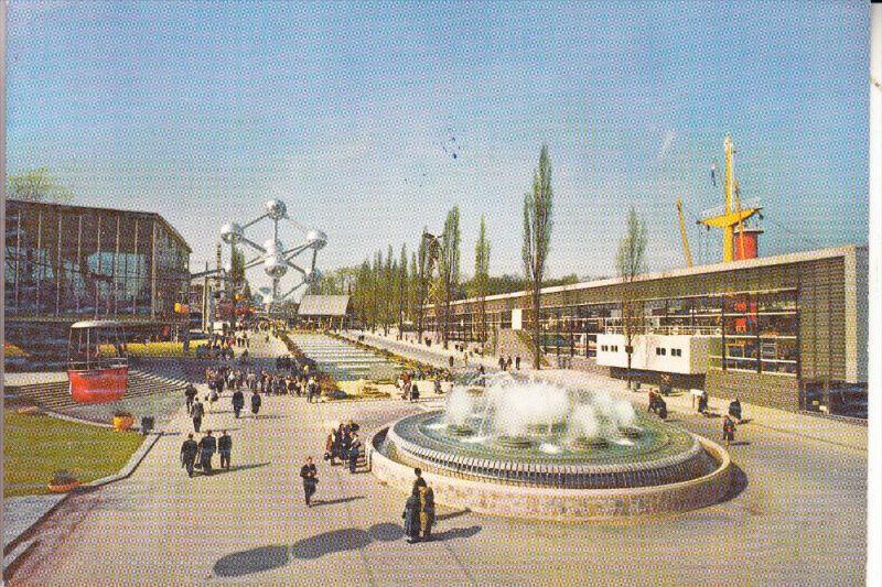 EXPO - BRUSSEL 1958, Avenue de BENELUX