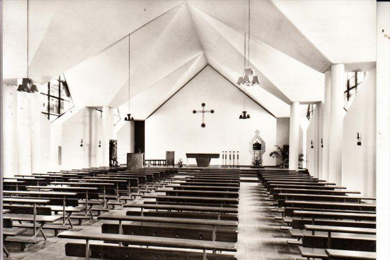 4044 KAARST - BÜTTGEN, Pfarrkirche St. Aldegundis