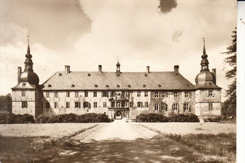 4270 DORSTEN - LEMBECK, Schloß Lembeck