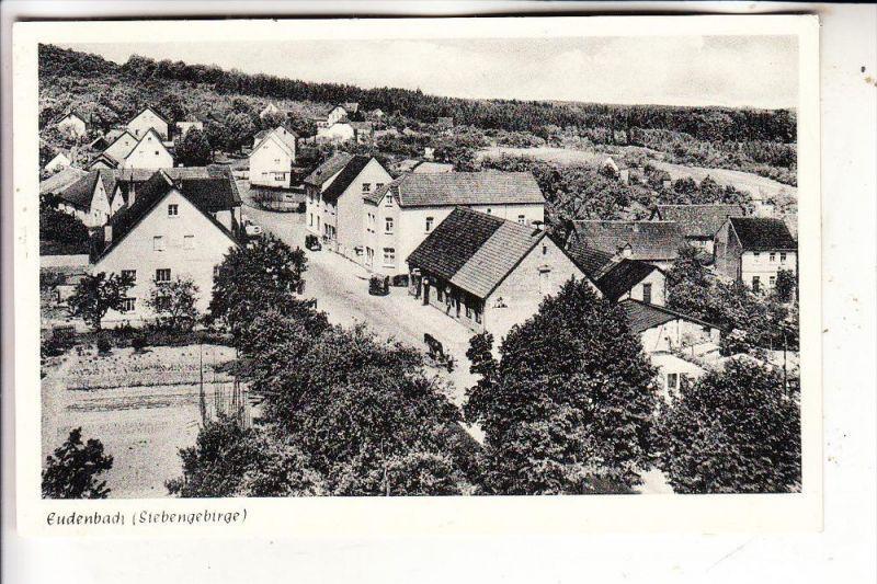 5330 KÖNIGSWINTER - EUDENBACH, Dorfstrasse, 1956