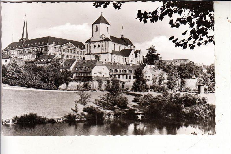 4050 MÖNCHENGLADBACH, Münster Rathaus, 1960