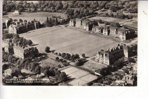 UK - SCOTLAND - LOTHIAN - EDINBURGH, Hostels for women students, East Suffolk Road, air view