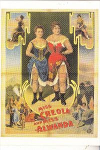 TATTOO - Miss Creola & MIss Alwanda, Affiche