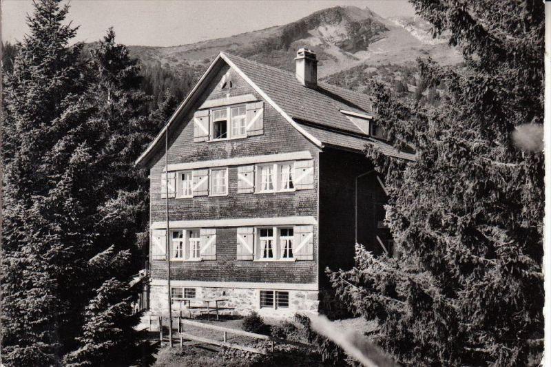 CH 9470 BUCHS, Berghaus Malbrun