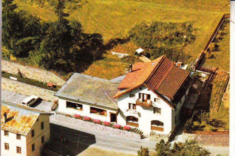 CH 7549 SCUOL - ARDEZ, Hotel Edelweiss, Flugaufnahme