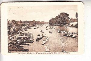 SPORT - RUDERN, Henley,