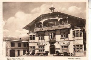 A 6080 IGLS, Hotel Altwirt