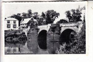 UK - ENGLAND - HEREFORDSHIRE - ROSS-ON-WYE, Wilton Bridge