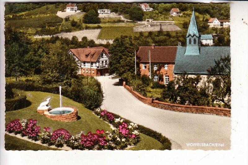 5107 SIMMERATH - WOFFELSBACH, Strassenpartie