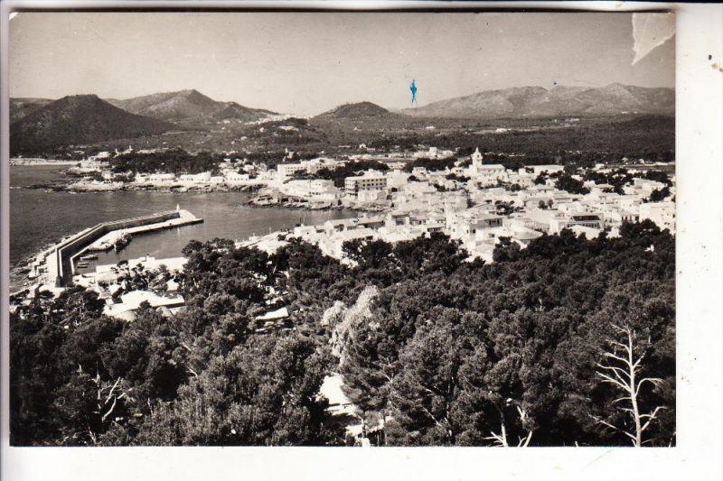 E 07590 CALA RATJADA, Panorama, 1962