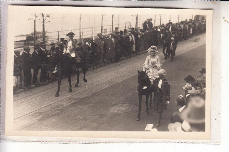 5330 KÖNIGSWINTER, Umzug zur 1000-Jahr Feier der Rheinlande, 1925, Photo-AK