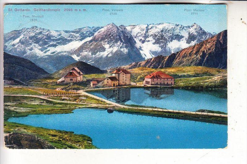 CH 6460 SANKT GOTTHARD, Gotthardhospiz