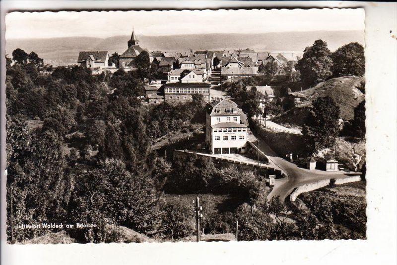 3540 WALDECK, Ortsansicht, 1960