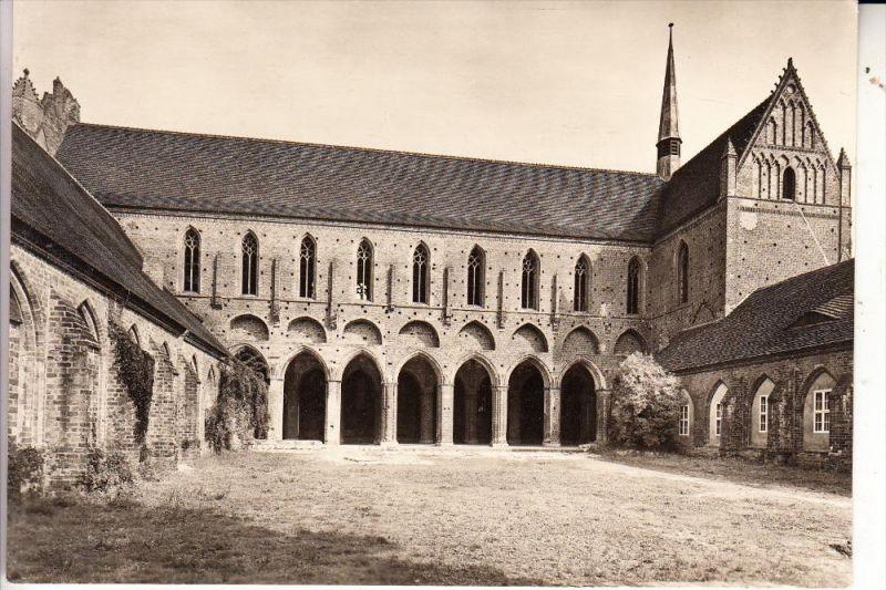 0-1301 CHORIN, Zisterzinserkloster, Kreuzhof