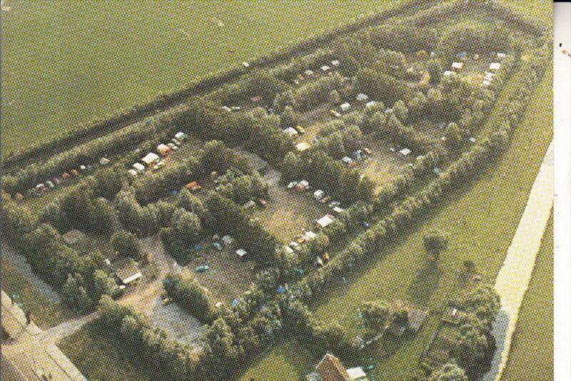 NL - NOORD-HOLLAND - ALKMAAR, Camping Alkmaar, Luchtopname