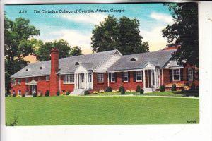 USA - GEORGIA - ATHENS, Christian College of Georgia