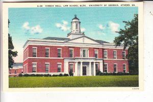 USA - GEORGIA - ATHENS, Hirsch Hall, Law School