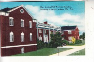 USA - GEORGIA - ATHENS, Mary Lyndon Hall, University of Georgia