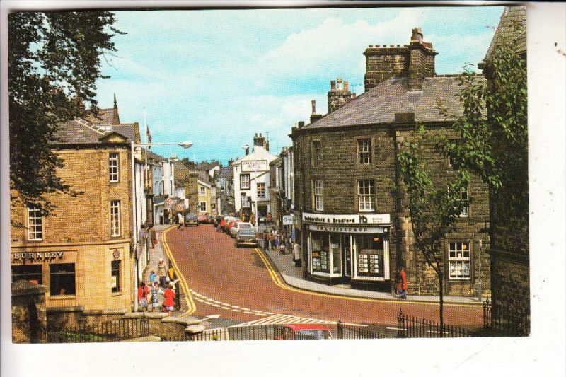 UK - ENGLAND - LANCASHIRE - Clitheroe, Main Street