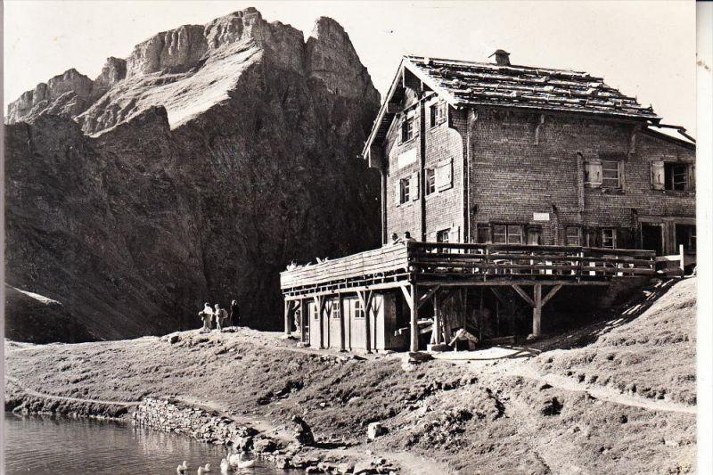 CH 6390 ENGELBERG, Jochhütte mit Graustock