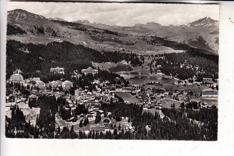 CH 7050 AROSA, Panorama, 1948
