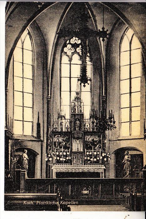 4170 GELDERN - KAPELLEN, Kath. Pfarrkirche