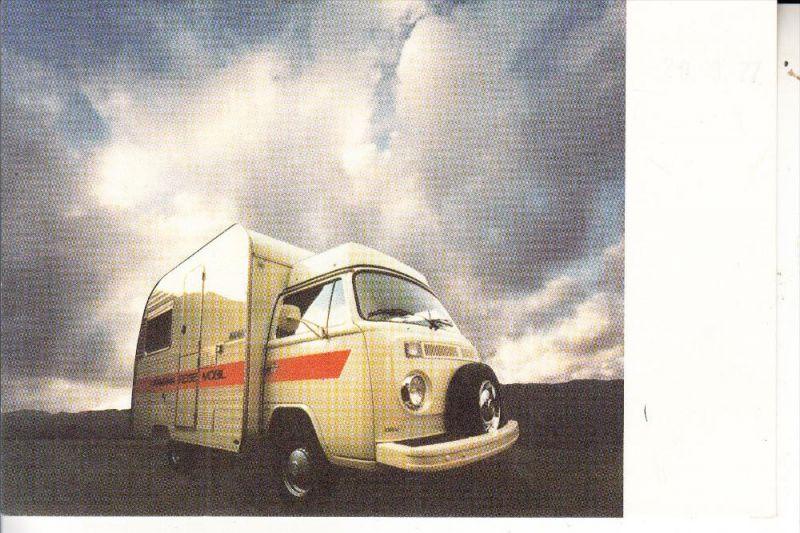 AUTO - VW Volkswagen KARMANN Reisemobil