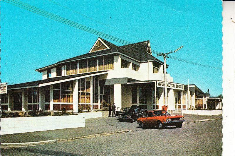 NEW ZEALAND, CHRISTCHURCH, Avon Motor Lodge