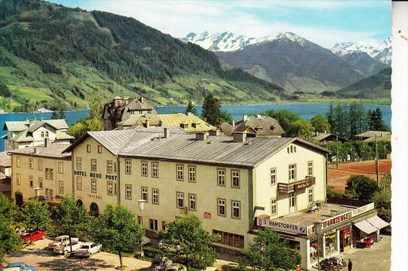 A 5700 ZELL AM SEE, Hotel Neue Post
