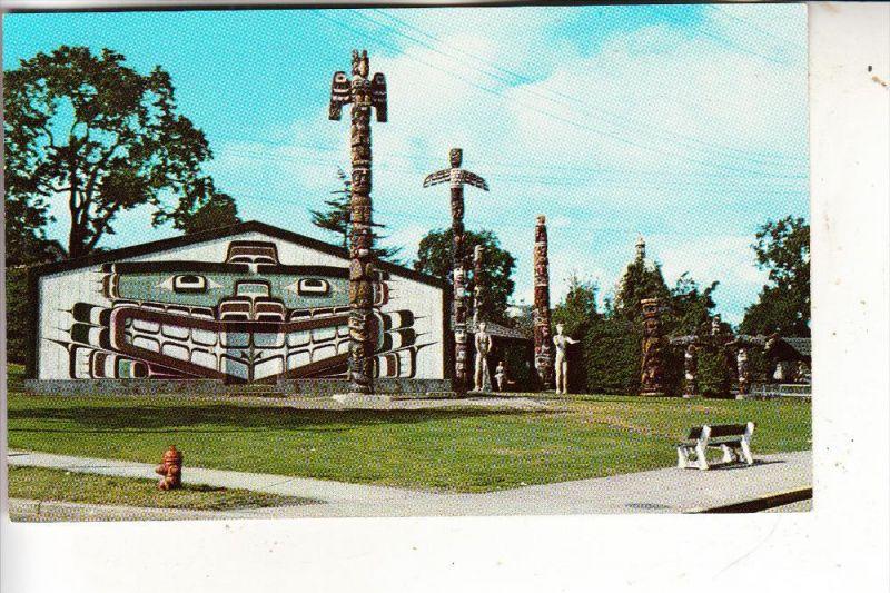 INDIANER - Totem Pole, Thunderbird Park