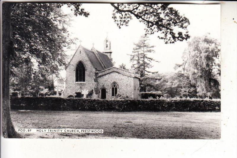 UK - ENGLAND - BUCKINGHAMSHIRE - PRESZWOOD, Holy Trinity Church