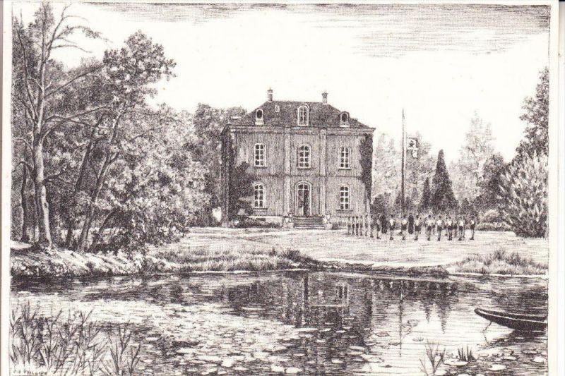 PFADFINDER / BOY SCOUTS, Domein der K.M.G.B. Brabant, Wespelaar
