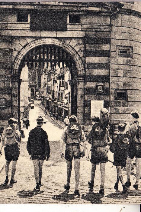 PFADFINDER / BOY SCOUTS, Pfadfinder in Heidelberg