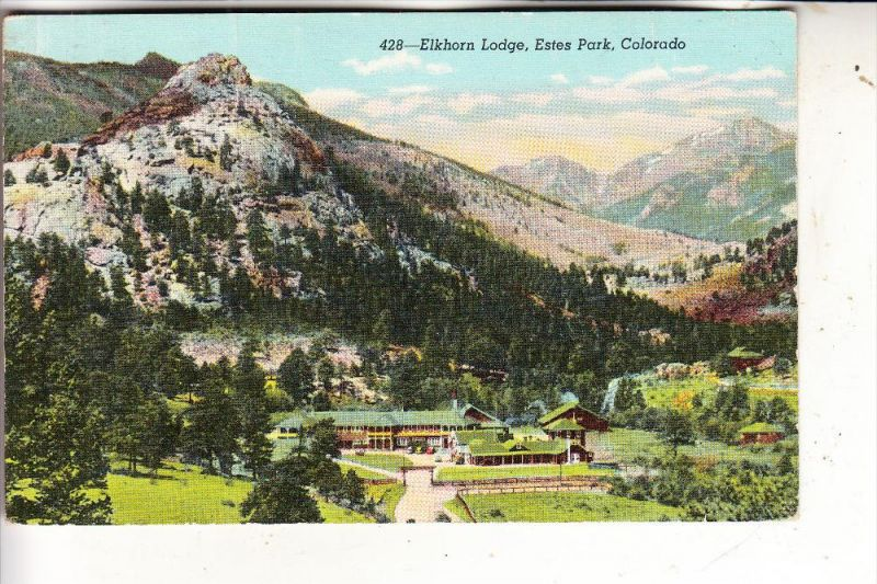 USA - COLORADO - Estes Park, Elkhorn Lodge