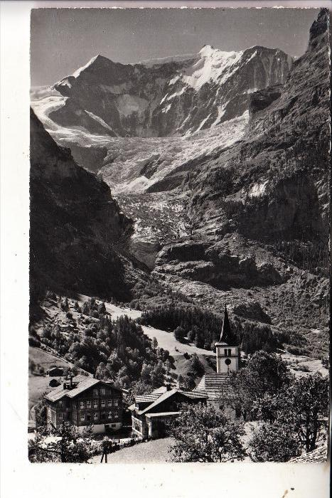 CH 3818 GRINDELWALD, Panorama