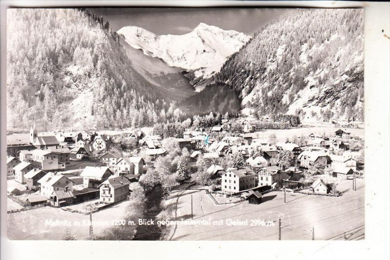 A 9822 MALLNITZ, Panorama, 1961