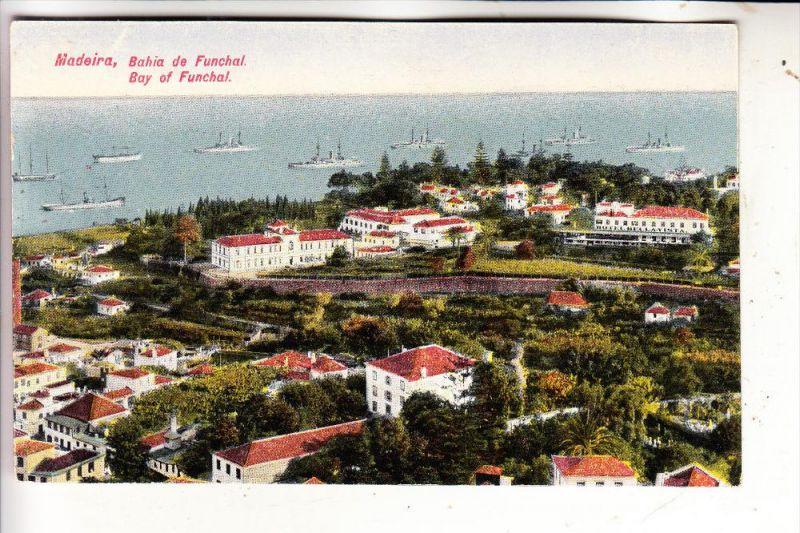 P 9000 FUNCHAL, Bahia de Funchal